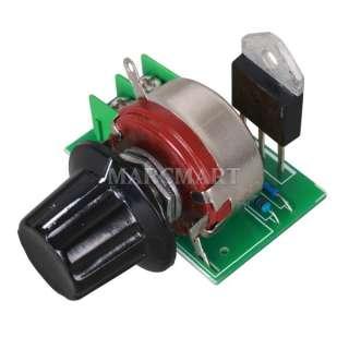 3000W Adjustable Volt 0 220V Voltage Regulator for Dimming Light Lamps