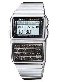 Silver CASIO Calculator Watch   CASIO DBC 610 ★ Cool ★