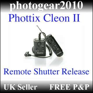 Phottix Cleon II C6 Wireless Remote Shutter Release for Canon