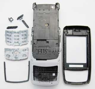 Black Full Housing Cover Case+Keypad For SAMSUNG D880