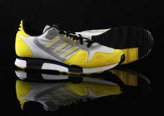 Adidas Originals Mens ZX800 Yellow Trainers G43706