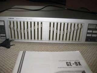 Kenwood Graphic Equalizer GE 9X in Niedersachsen   Wittmund  Audio