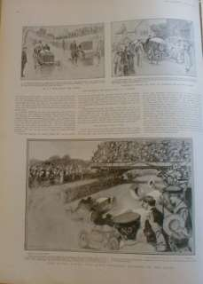 Auto Car Racing 1903 Gorden Bennet Cup