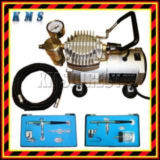 KMS Distributions   TOP END AIRBRUSH COMPRESSOR AS18 + NEW AIR BRUSH
