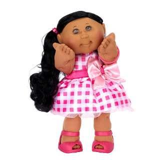Cabbage Patch Kids Doll   Dressy Girl   Hispanic   Jakks Pacific