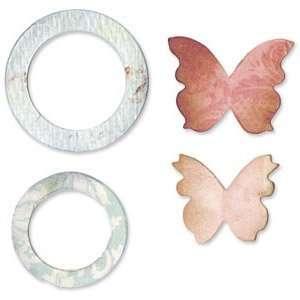 Sizzix Originals Die   Butterflies & Rings by Rachel
