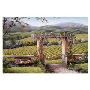 Brewster Wallcovering Around the World Tuscan Garden Wallpaper 259