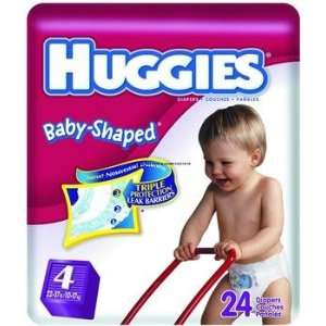 Huggies baby shaped unsx sz 2. Huggies Snug & Dry Disposable Diapers