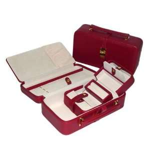 Mele Jeana Leather Travel Jewelry Case 692 22AM: Home
