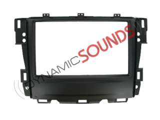 Nissan Teana Double Din Car CD Fascia Adaptor CT23NS09
