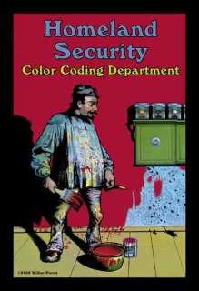 Homeland Security Poster by Wilbur Pierce at Barewalls