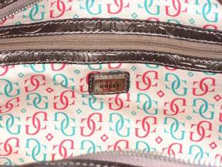 310  BORSA BAG DONNA GUESS CENERE ORIGINALE OUTLET USA