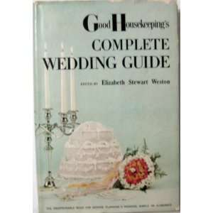 Housekeepings Complete Wedding Guide Elizabeth Stewart Weston Books