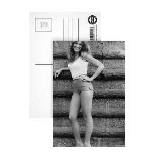 Catherine Bach   Daisy Duke   Postcard (Pack of 8)   6x4