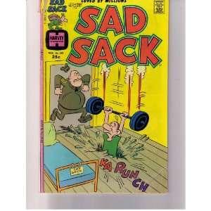 : Sad Sack No. 249 Mar. 1976 (Loved by Millions): George Baker: Books