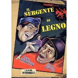 jerry lewis   il sergente di legno / At War with the Army