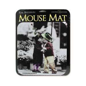 Kim Anderson First Kiss Mouse Mat Electronics