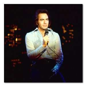 Neil Diamond Color Box Canvas Print Gallery Wrapped