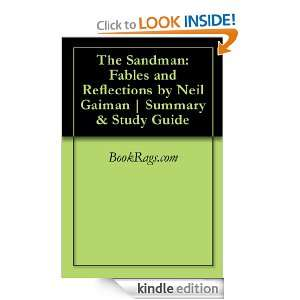 Sandman Fables and Reflections by Neil Gaiman  Summary & Study Guide
