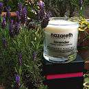 candles   natural plant wax by nazareth gifts  notonthehighstreet