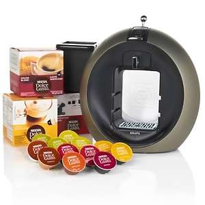 Krups Nescafe Dolce Gusto Circolo with 60 Capsules
