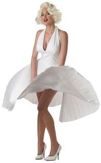 Marilyn Monroe Costume  Celebrity Costumes  HalloweenMart