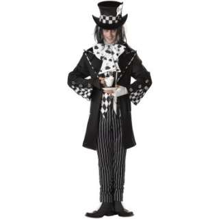 Dark Mad Hatter Adult Costume, 69106