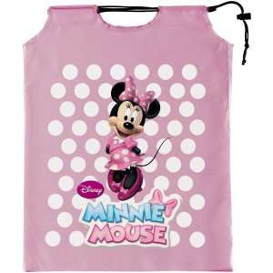 Mickey Mouse Clubhouse   Pink Minnie Mouse Drawstring Treat Sack