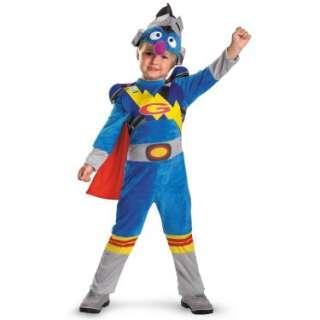 Costumes Sesame Street Super Grover 2.0 Infant / Toddler Costume