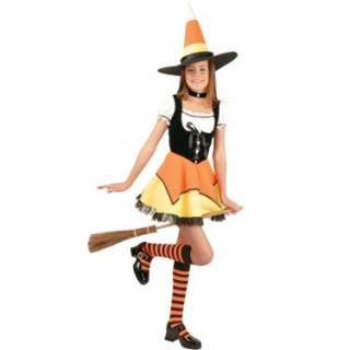 Halloween Costumes Candy Corn Witch Child Costume