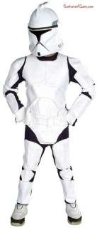 Star Wars Clone Trooper Child Costume