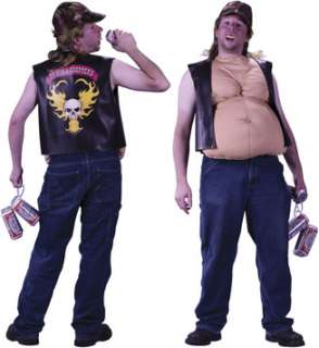 Frank The Tank Beer Belly Shrt (Adult Costume)