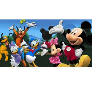Mickey / Minnie Mouse   Party Backdrop     1635963