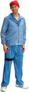 The Life Aquatic Crew Member Deluxe Adult Costume   Includes shirt