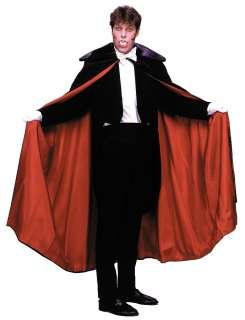 Adult Red Floor Length Cape   Halloween Costume Accessories   15AA25RD