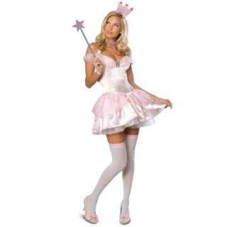 The Wizard of Oz Sexy Glinda Adult Costume   Includes dress and