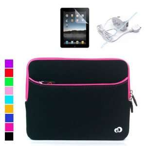 Apple iPad Carrying Case + Anti Glare Screen Protector