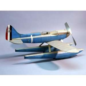Marine S.6B Racer Rubber Pwd. Aircraft Kit  Toys & Games