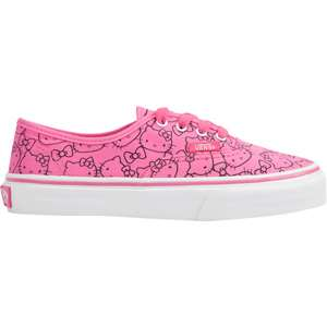 VANS Hello Kitty Authentic Girls Shoes 181280369  Sneakers