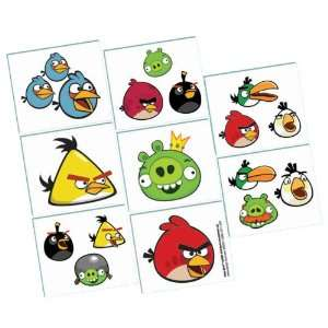 Lets Party By Amscan Angry Birds Tattoos: Everything Else