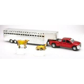 Dodge Fifth Wheel Truck Assortment with Animals (6 Each) Electronics