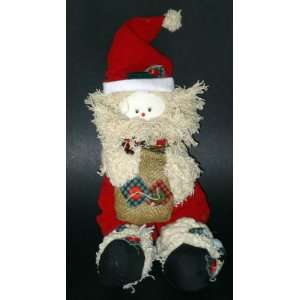 Mrs. Santa Claus Rag Doll Toys & Games