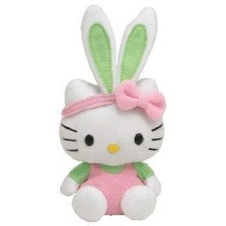 Ty Hello Kitty Pink Jumper Beanie Baby Toys & Games