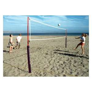 Portable Beach Volleyball Set Toys & Games