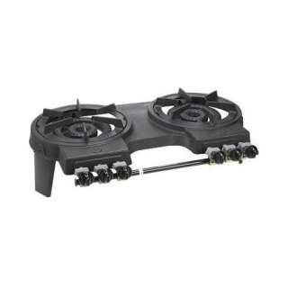 Heavy Duty 2 Burner Gas Stove (15 0114) Category Portable