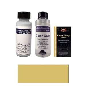 Oz. Desert Gold Metallic Paint Bottle Kit for 1990 Hyundai Sonata