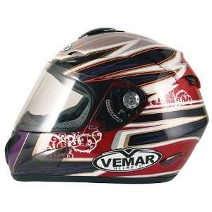 VSREV Full Face Street Helmet   RS Automotive