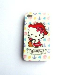 Hello Kitty Western Too Cute iPhone 4 Case Cell Phones & Accessories