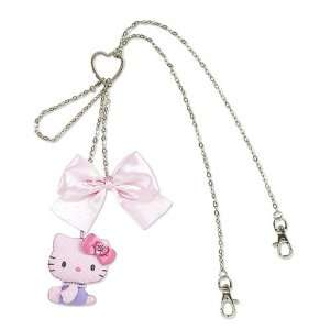 [Hello Kitty] mascot bag charm BAG charm TM Sanrio enjoy