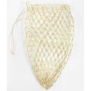 12.5 Natural Sinamay Net Bags 12 Pack Fabric: Arts, Crafts & Sewing